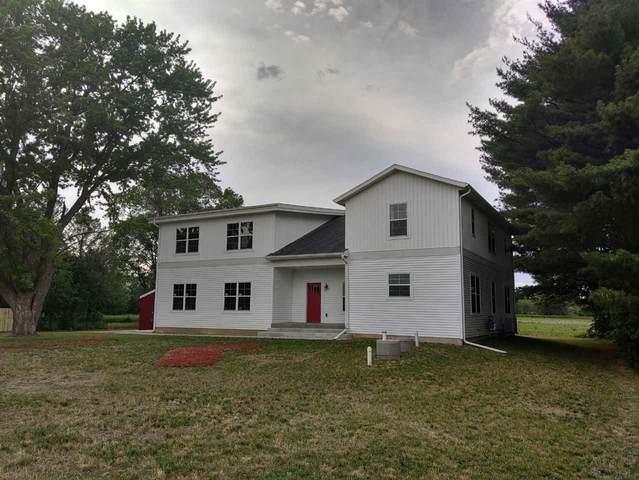3196 County Road A, Rutland, WI 53589 (#1911751) :: Nicole Charles & Associates, Inc.