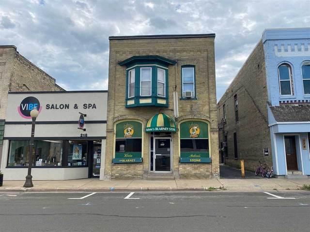220 W Wisconsin St, Portage, WI 53901 (#1912240) :: Nicole Charles & Associates, Inc.