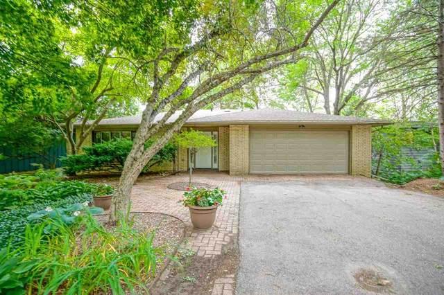 3523 Tally Ho Ln, Shorewood Hills, WI 53705 (#1912807) :: Nicole Charles & Associates, Inc.