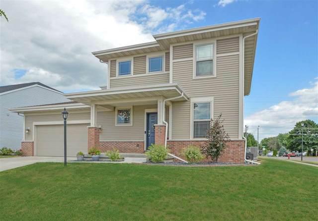 161 Moorland Pl, Sun Prairie, WI 53590 (#1912850) :: Nicole Charles & Associates, Inc.