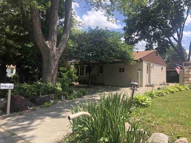 929 Ridgewood Way, Madison, WI 53713 (#1912908) :: Nicole Charles & Associates, Inc.