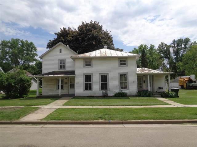 615 Liberty St, Ripon, WI 54971 (#1913446) :: Nicole Charles & Associates, Inc.