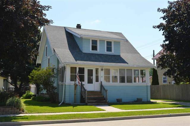 27 N Watertown St, Waupun, WI 53963 (#1913463) :: Nicole Charles & Associates, Inc.