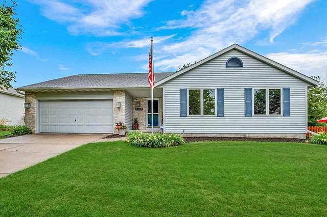 432 W Clover Ln, Cottage Grove, WI 53527 (#1913630) :: HomeTeam4u