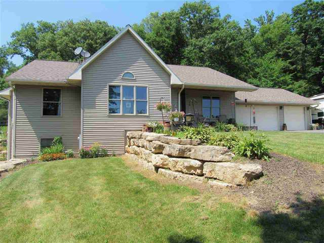 32720 Lost Hollow Rd, Willow, WI 53924 (#1913757) :: Nicole Charles & Associates, Inc.
