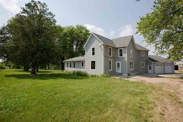 21678 County Road F, Seymour, WI 53530 (#1913845) :: Nicole Charles & Associates, Inc.