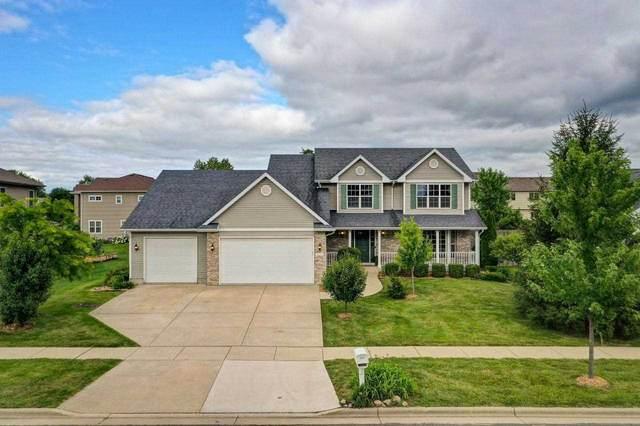 1377 N Thompson Rd, Sun Prairie, WI 53590 (#1913884) :: Nicole Charles & Associates, Inc.