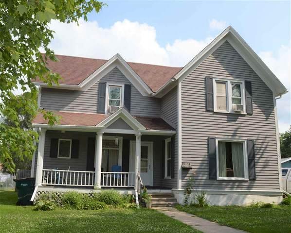 820 E Main St, Waupun, WI 53963 (#1914880) :: Nicole Charles & Associates, Inc.