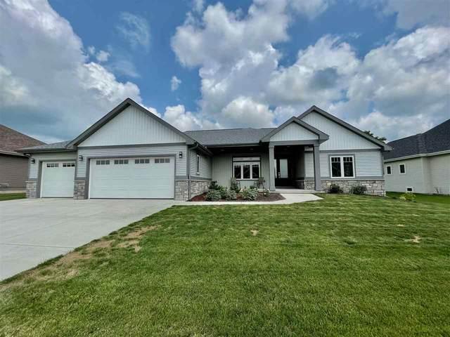 3011 Red Hawk Tr, Cottage Grove, WI 53527 (#1914903) :: HomeTeam4u