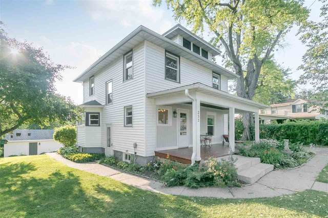 232 N Watertown St, Johnson Creek, WI 53038 (#1914968) :: Nicole Charles & Associates, Inc.