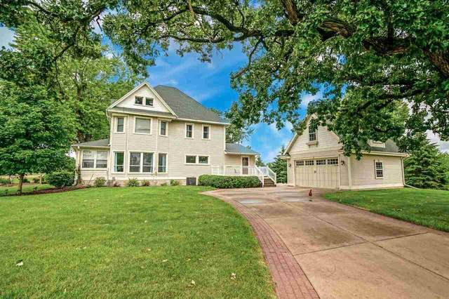 3612 State Highway 19, Burke, WI 53590 (#1915228) :: RE/MAX Shine
