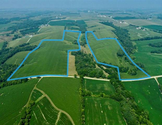 128.90 Acres Patch Rd, Gratiot, WI 53541 (#1915675) :: RE/MAX Shine
