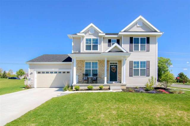 5020 Frost Aster Ct, Mcfarland, WI 53558 (#1916242) :: RE/MAX Shine