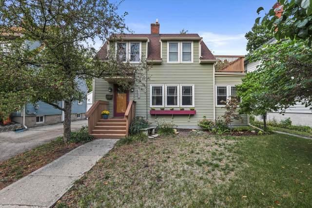 405 N Baldwin St, Madison, WI 53703 (#1916298) :: Nicole Charles & Associates, Inc.