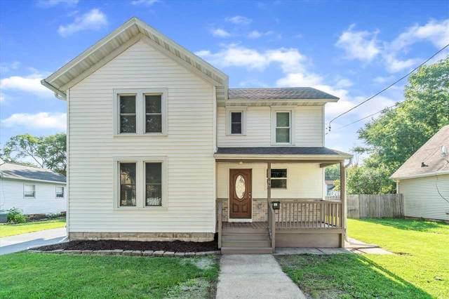 440 N Chatham St, Janesville, WI 53548 (#1916360) :: HomeTeam4u