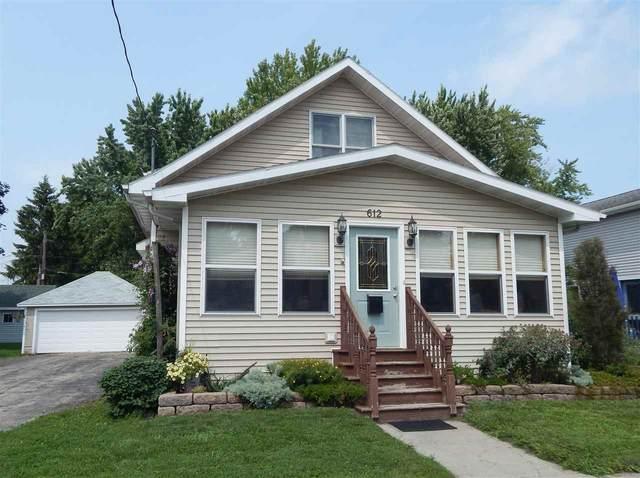 612 E Jefferson St., Waupun, WI 53963 (#1917038) :: Nicole Charles & Associates, Inc.