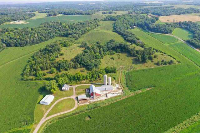 5043 South Valley Road, Berry, WI 53515 (#1917063) :: Nicole Charles & Associates, Inc.