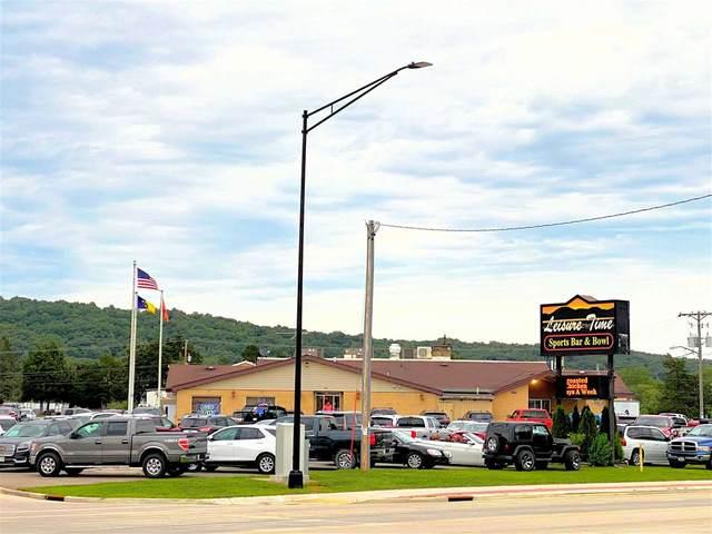 1618 S Marquette Rd, Prairie Du Chien, WI 53821 (#1917276) :: Nicole Charles & Associates, Inc.