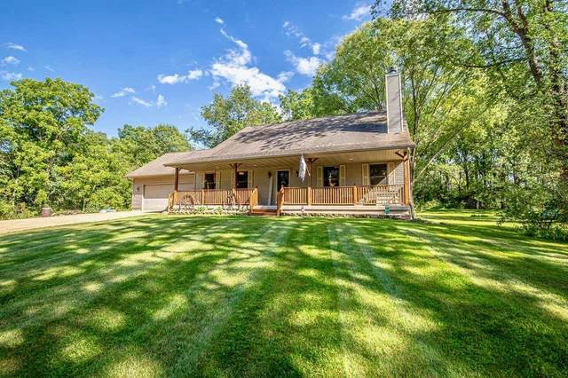 W925 Dunphy Rd, Albany, WI 53502 (#1918188) :: RE/MAX Shine