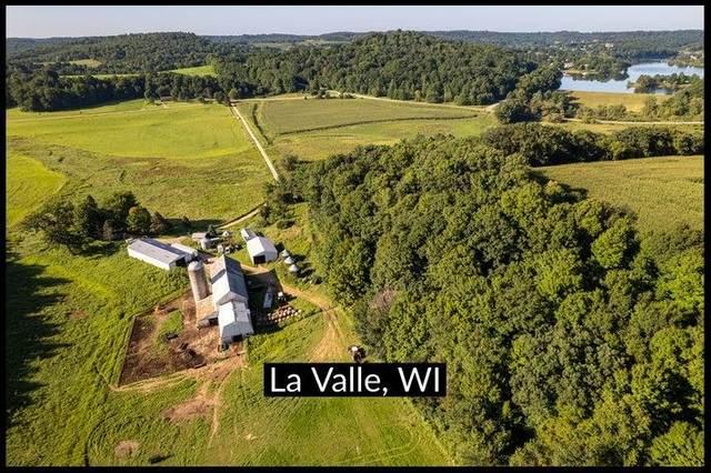 E2906 N Dutch Hollow Rd, La Valle, WI 53941 (#1918332) :: Nicole Charles & Associates, Inc.