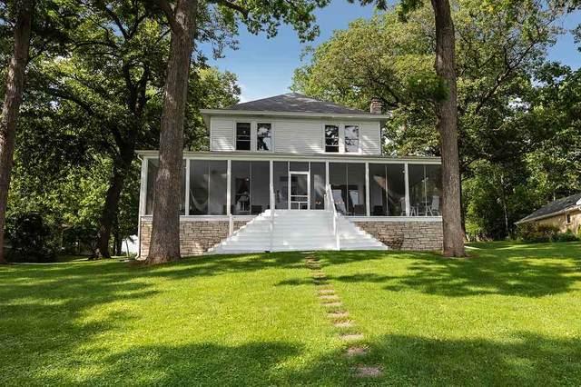 585 Illinois Ave, Green Lake, WI 54941 (#1918864) :: Nicole Charles & Associates, Inc.