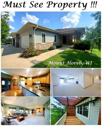 213 W Gonstead Rd, Mount Horeb, WI 53572 (#1918914) :: RE/MAX Shine