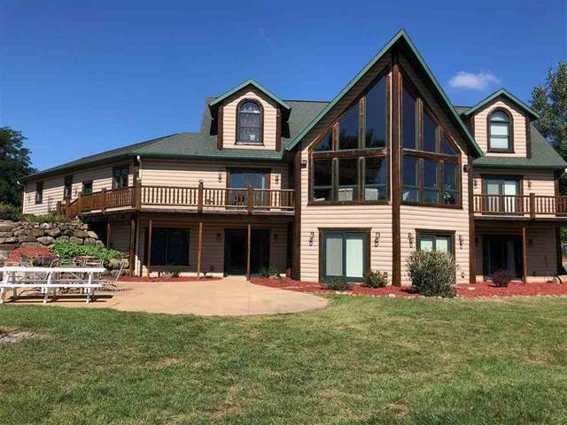 W6894 King Rd, Lowville, WI 53955 (#1919083) :: RE/MAX Shine