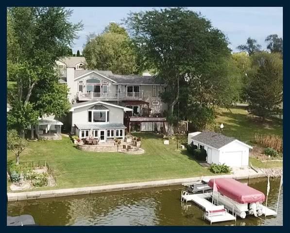 N4699 Lake Dr, Hustisford, WI 53034 (#1919167) :: RE/MAX Shine
