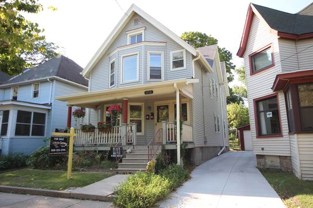 1412 Jenifer St, Madison, WI 53703 (#1919423) :: Nicole Charles & Associates, Inc.