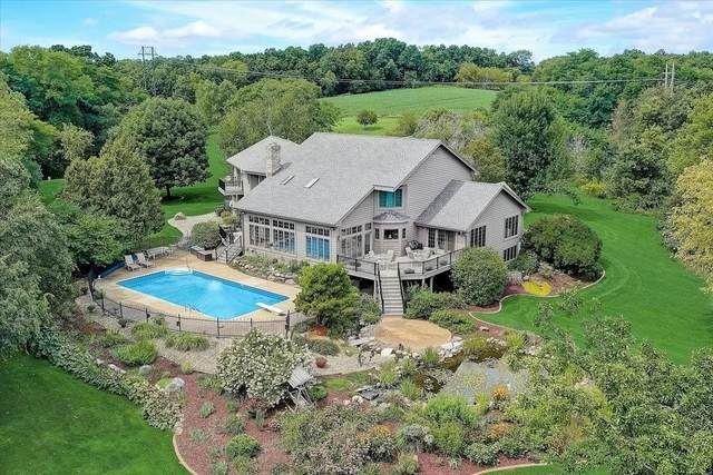 4041 Observatory Road, Cross Plains, WI 53528 (#1919538) :: RE/MAX Shine
