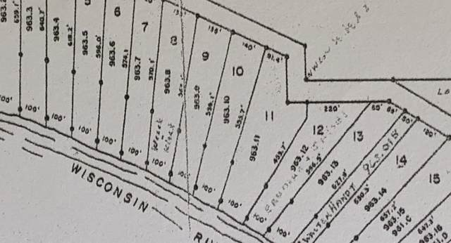 L10 River Shores Rd, Lewiston, WI 53901 (#1919889) :: Nicole Charles & Associates, Inc.