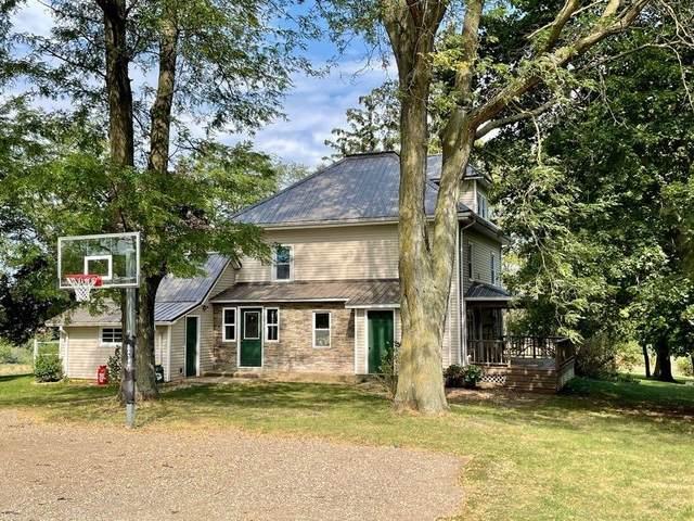 5261 Whiteside Rd, Wiota, WI 53504 (#1920047) :: Nicole Charles & Associates, Inc.