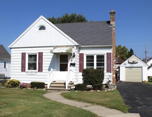 504 W Jefferson St, Waupun, WI 53963 (#1920108) :: Nicole Charles & Associates, Inc.