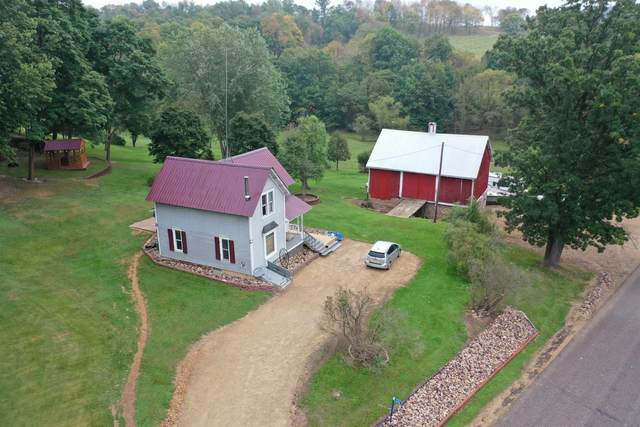 S392 Wadleigh Rd, Winfield, WI 53959 (#1920219) :: RE/MAX Shine