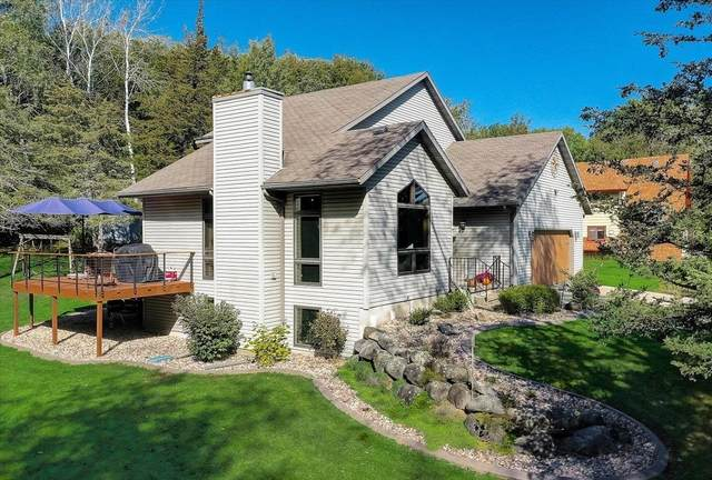 N2165 Smith Park Rd, West Point, WI 53555 (#1920785) :: RE/MAX Shine