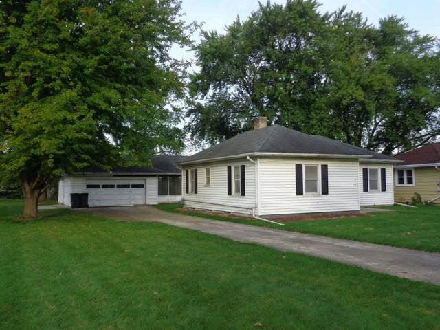 530 N Hubbard St, Horicon, WI 53032 (#1921178) :: RE/MAX Shine