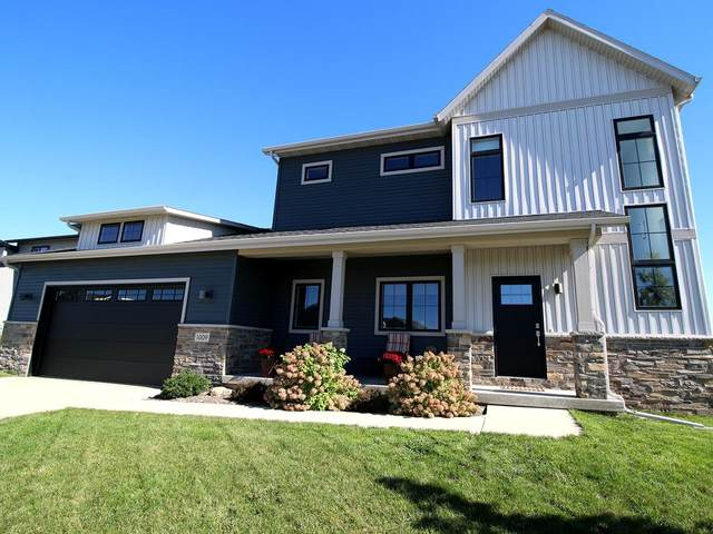 1009 Hoel Ave, Stoughton, WI 53589 (#1921964) :: RE/MAX Shine