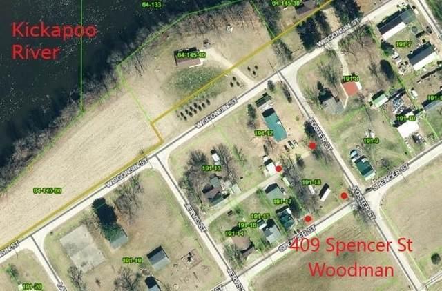 409 Spencer, Woodman, WI 53827 (#1922230) :: RE/MAX Shine