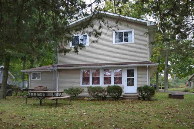 W6458 N Lakeview Dr N, Marquette, WI 53946 (#351994) :: Nicole Charles & Associates, Inc.