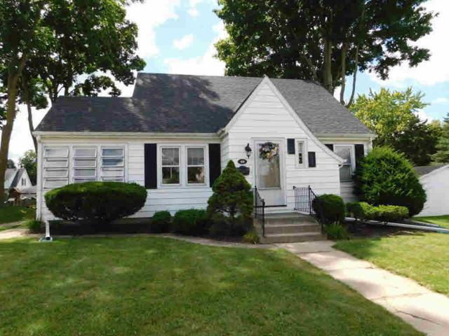 418 E Racine St, Jefferson, WI 53549 (#355504) :: Nicole Charles & Associates, Inc.