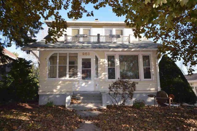 251 E Oak St, Juneau, WI 53039 (#356919) :: Nicole Charles & Associates, Inc.