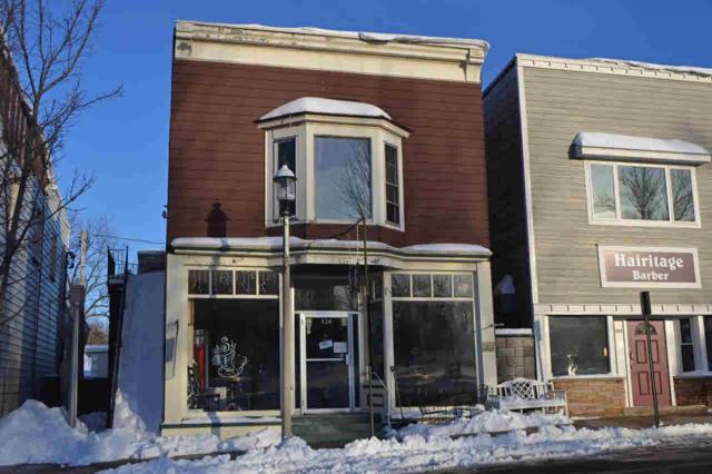 524 Mill St, Green Lake, WI 54941 (#358558) :: HomeTeam4u