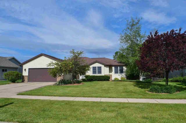1208 Meadowbrook Dr, Watertown, WI 53098 (#360133) :: HomeTeam4u