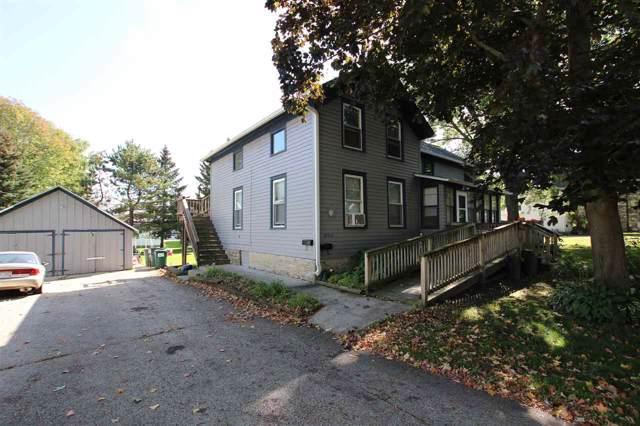 401 Spaulding Ave, Ripon, WI 54971 (#364681) :: HomeTeam4u