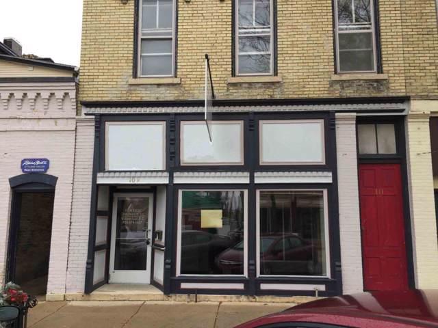 109 E Milwaukee St, Jefferson, WI 53549 (#364996) :: Nicole Charles & Associates, Inc.
