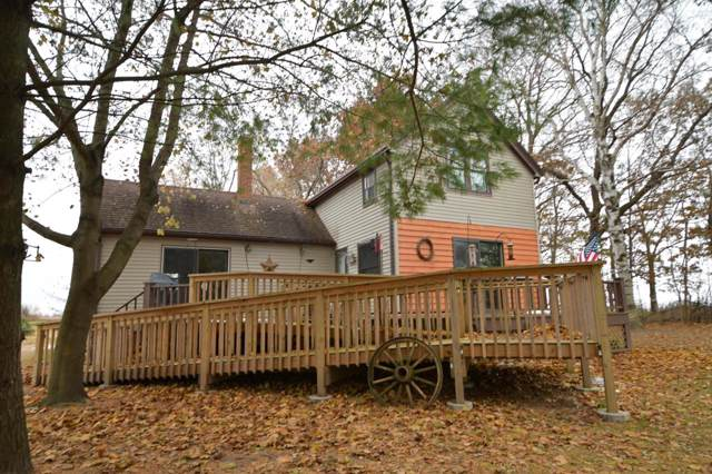W6395 Puckaway Rd, Marquette, WI 53946 (#365367) :: HomeTeam4u