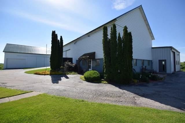W2423 State Road 49, Lomira, WI 53006 (#369215) :: Nicole Charles & Associates, Inc.