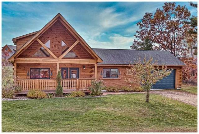215 Blossom Dr, Warrens, WI 54666 (#371927) :: HomeTeam4u