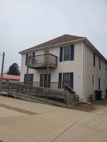 209 S Main Street, Neshkoro, WI 54960 (#372617) :: Nicole Charles & Associates, Inc.