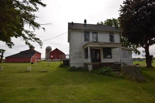 N4227 Winter Rd, Eden, WI 53019 (#375302) :: Nicole Charles & Associates, Inc.